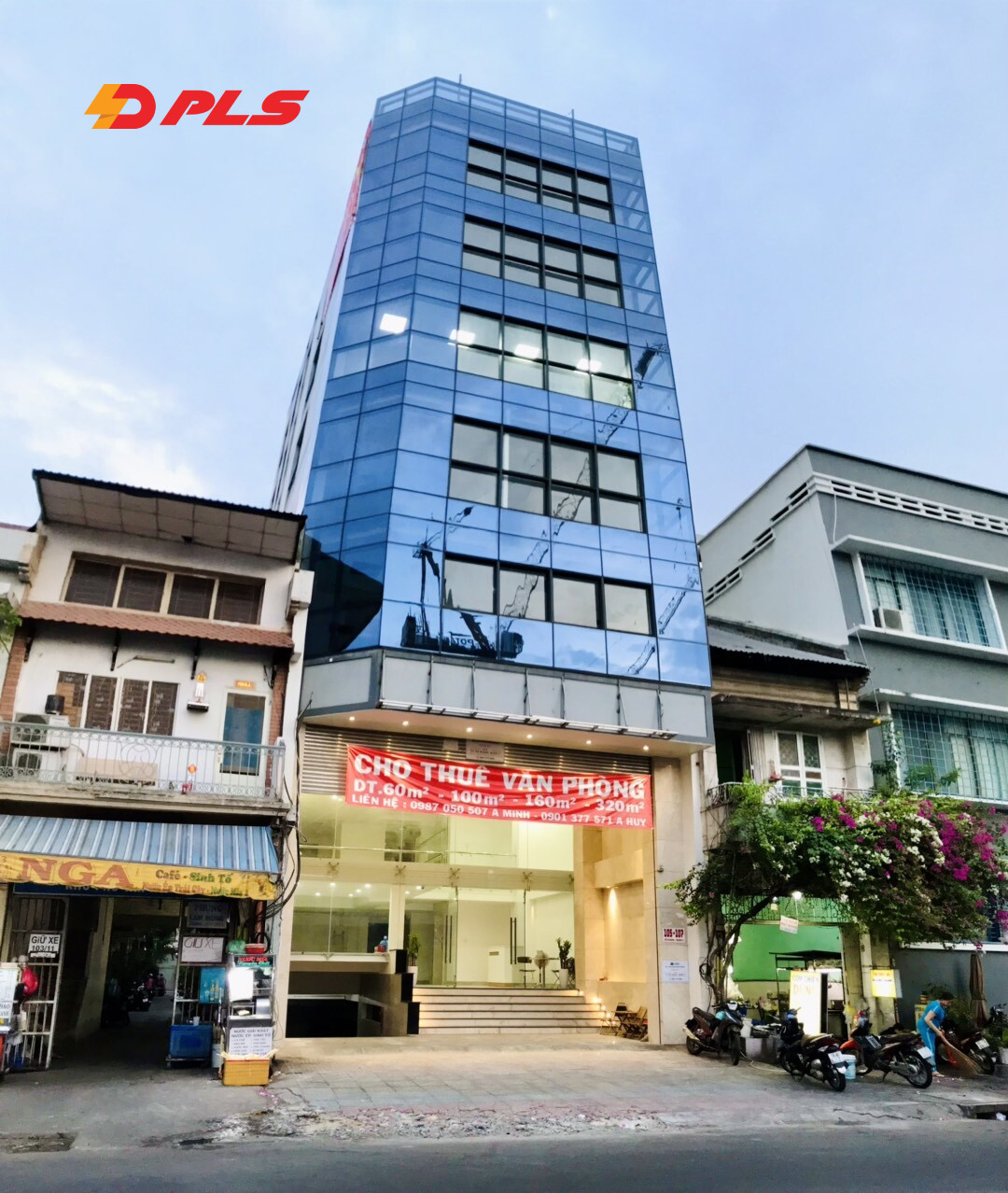 Office Building For Rent District 1