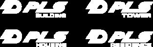 Pls Logo White H96