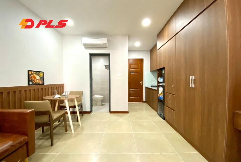 Rental Apartment Tan Binh District