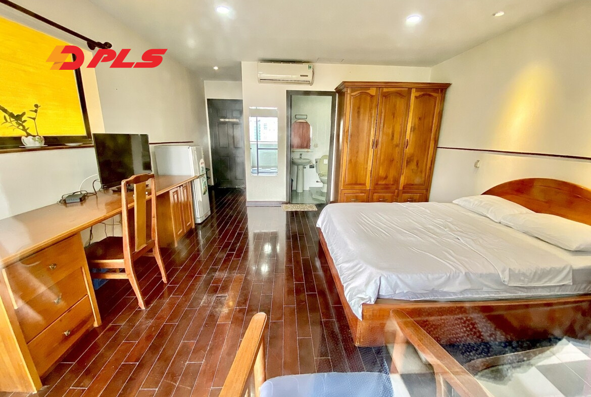 Serviced Apartment District 1